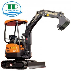 Hot New Products 1000kg Hydraulic Mini Excavator -