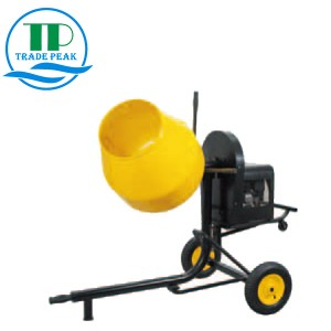 concrete mixers QTP4118 Gas
