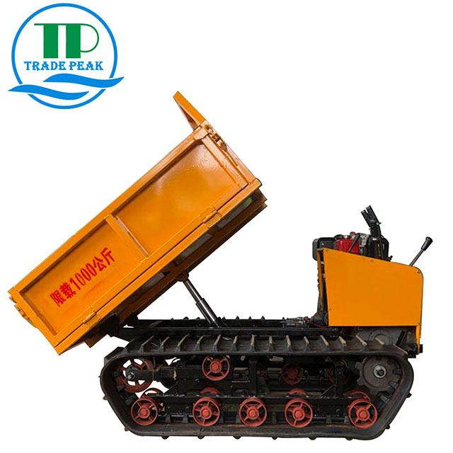 MINI DUMPER QTP1000 Featured Image
