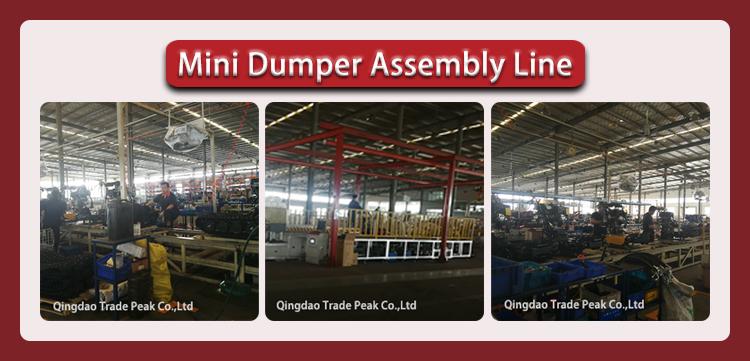Mini Dumper Assembly Line
