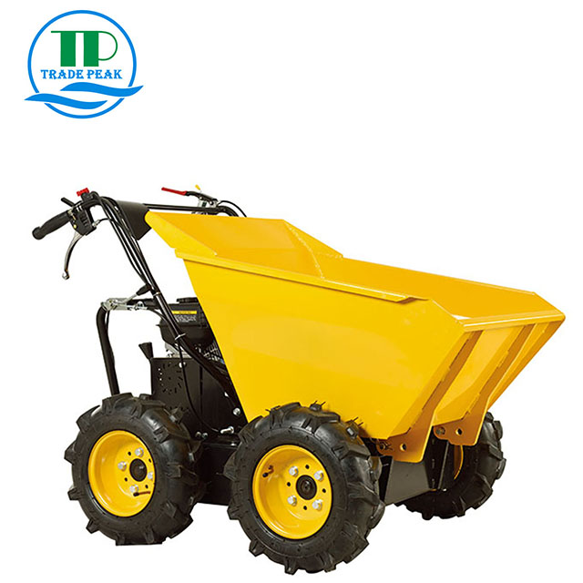 Power Wheel Barrow QTP300N Featured Image