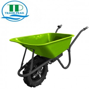 China Gold Supplier for 0.8 Ton Mini Loader - Reasonable price Agricultural Tools Electric Wheelbarrow/electric Power Wheelbarrow – Trade Peak