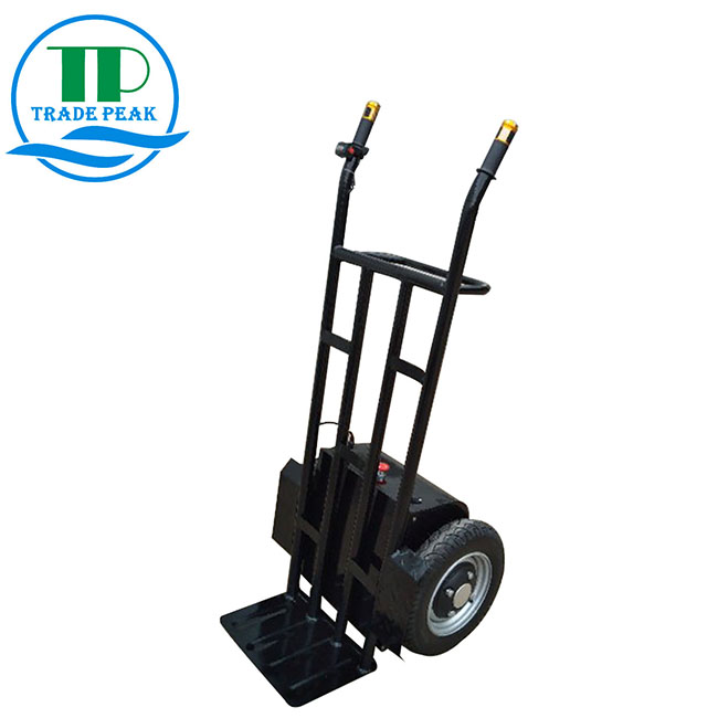New Product is Coming – Electric Handtrolley