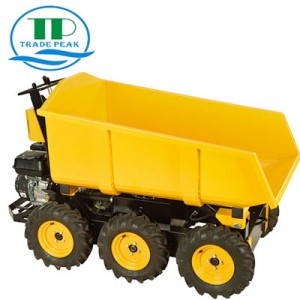 Renewable Design for Tandem Gravel Dump Trucks For Sale -