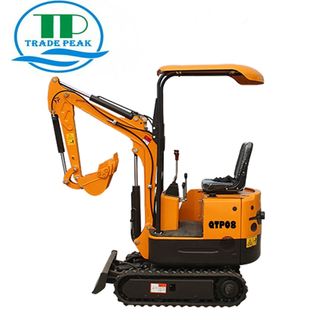 New Products–Mini Excavator is coming into market