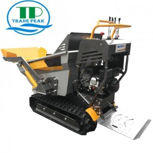 TRADE PEAK QTP600H hydraulic mini dumper
